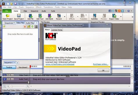 free download full version software: VideoPad Video Editor