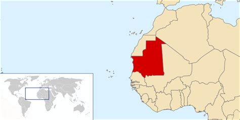 Mauritania: History, Culture and Economy • We Blog The World