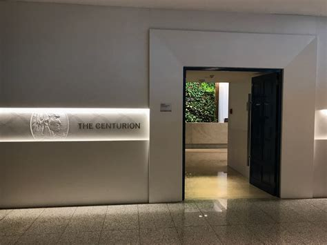 Review: American Express Centurion Lounge Buenos Aires