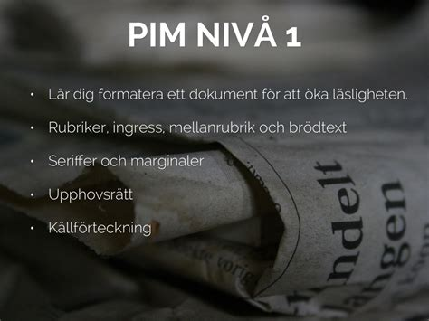 PIM by isabelle