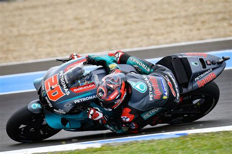 Fast, fearless Fabio becomes youngest MotoGP™ pole sitter