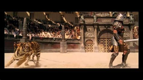 Gladiator: We who are about to die, salute you! - YouTube