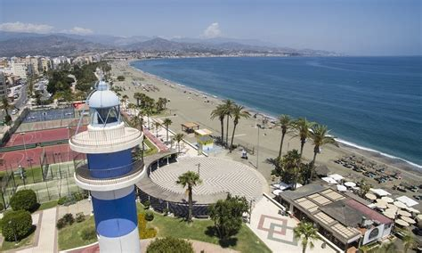 Torre del Mar Beach - The best beaches on the Costa del