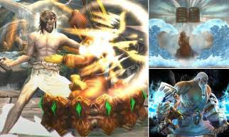 Fight of Gods video game has Buddha, Zeus and Jesus fight