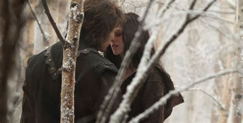 William and Snow White - Snow White and The Huntsman Photo