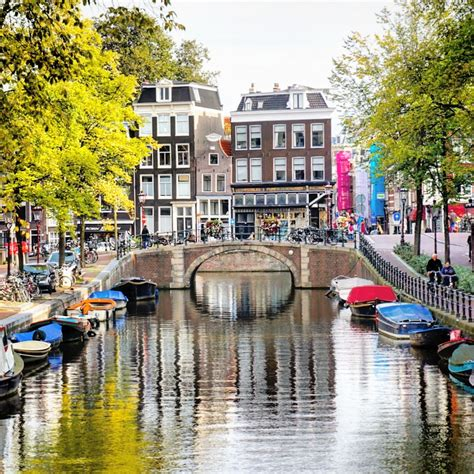 10 Reasons to Visit Amsterdam, Netherlands (Holland