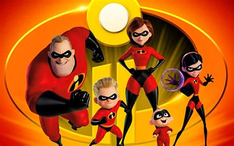 Incredibles 2, Hollywood Hero No 1 in India - Rediff