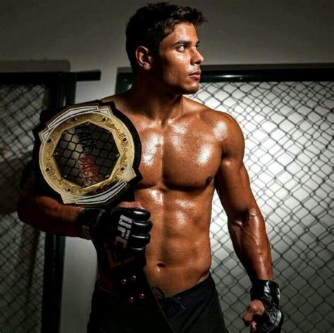 UFC fighter Paulo Costa says he 'would love' to beat up