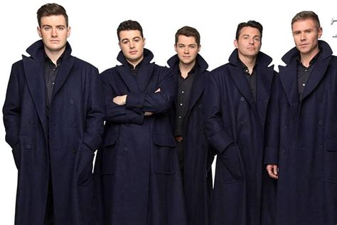 Celtic Thunder announces stop in Abbotsford as part of