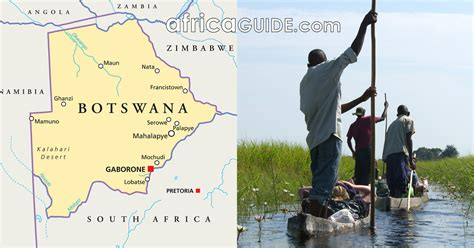 Botswana Travel Guide and Country Information