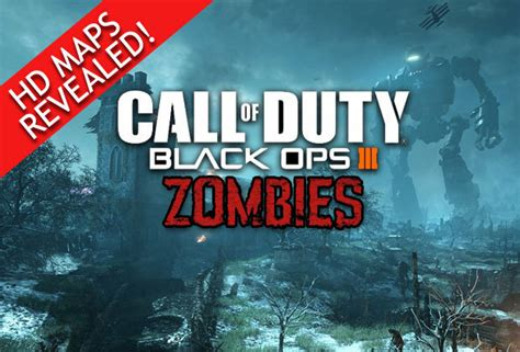 NEW Call of Duty Black Ops III Zombies Chronicles 'DLC 5