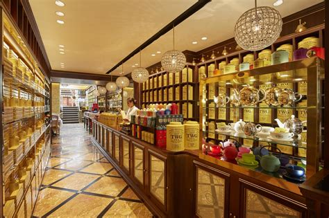 TWG Tea: New Leicester Square boutique boasts more than