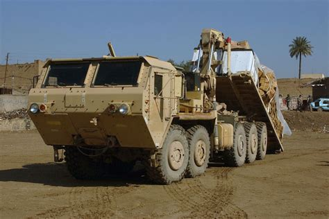 Heavy Expanded Mobility Tactical Truck | Military