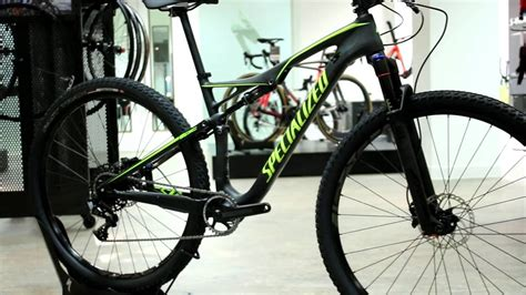 Specialized Epic FSR Comp Carbon World Cup Mountain Bike
