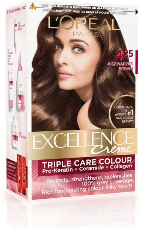 L'Oreal Paris Excellence Creme Hair Color - Price in India