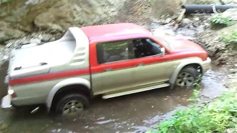 Mitsubishi L200 Magnum 4x4 , Without Any Accessory - YouTube