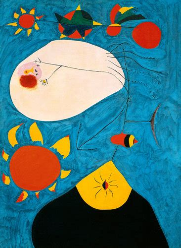 'Joan Miró: The Ladder of Escape,' at National Gallery