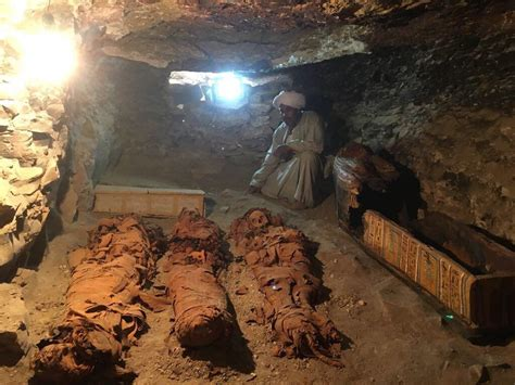 The Tomb of a Pharaoh's Jeweler Has Revealed Some Very