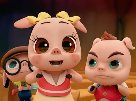 3 Little Pigs and the Magic Lamp 2016 Watch in HD for Free