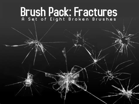 FREE 95+ Shattered Glass Brushes in ABR   ATN