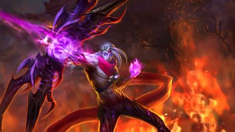 League of Legends - Varus Login Screen and Music [1080p