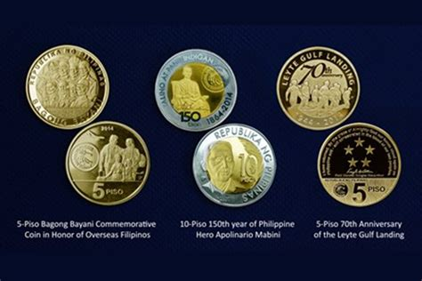 BSP issues three new limited edition commemorative coins