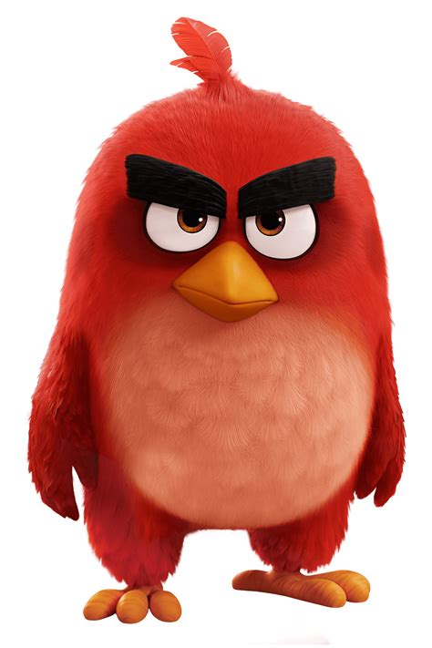 Red (The Angry Birds Movie) | Heroes and villians Wiki