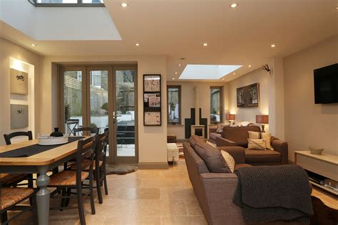 Flat Roof Side and Rear Extension | The Art of Building