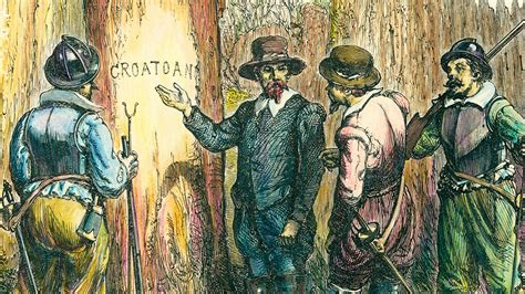 Is the Mystery of the Lost Colony of Roanoke Finally