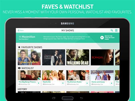 TVNZ OnDemand - Android Apps on Google Play