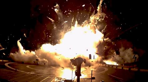 'Tis but a scratch': Watch every SpaceX rocket explosion