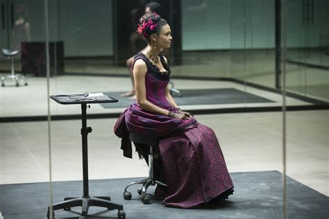 Thandie Newton found it liberating to be nude in HBO's