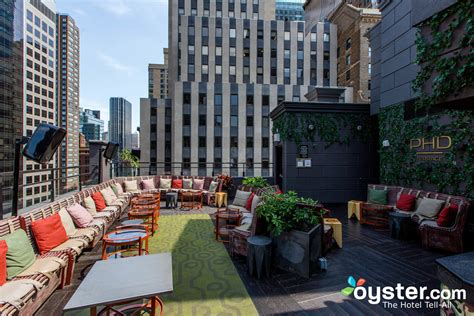 PhD Terrace at Dream Midtown   NYC   Free VIP Bottle