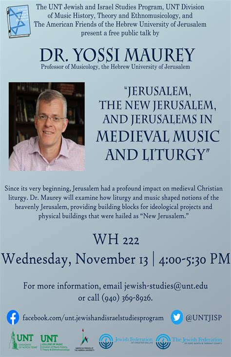 Lecture Series   Music History, Theory, and Ethnomusicology