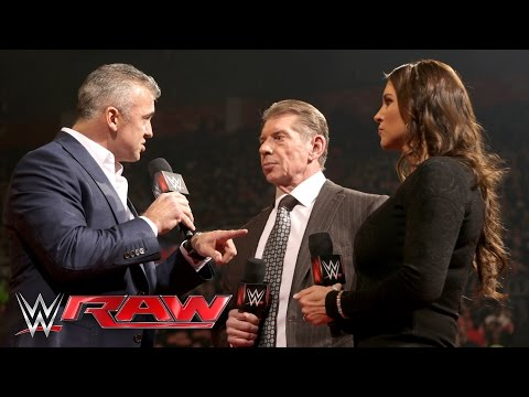 5 possible next steps for Shane McMahon