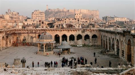 UN refugee official shocked by destruction of Syria's
