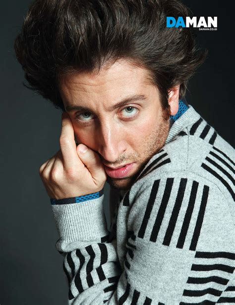 """Exclusive Feature: Simon Helberg Talks """"The Big Bang"""