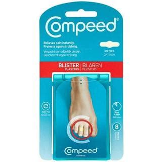 Compeed Blister on Toes 8-pack • Se pris (2 butiker) hos