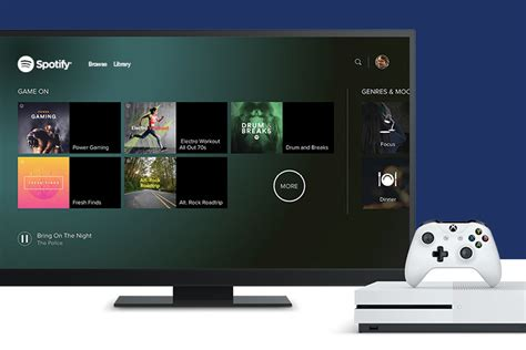 Spotify is now available on the Xbox One - The Verge