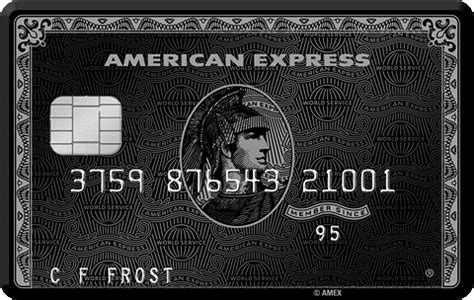 AmEx Centurion Card Review - US Credit Card Guide