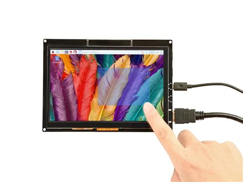 7 inch 1024x600 Capacitive TouchScreen - Seeed Studio