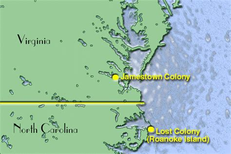 Climate Change and the Lost Colony of Roanoke Island