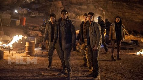 Maze Runner: The Scorch Trials Review - Film Takeout