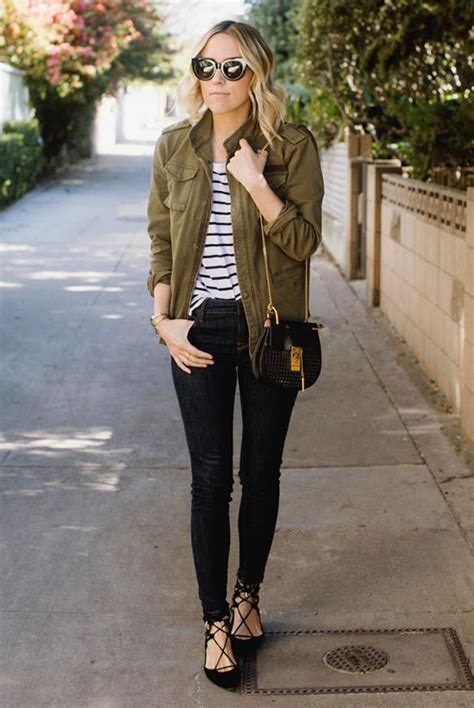 The Top Blogger Looks Of The Week | Fashion, Green bomber