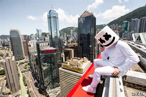 Marshmello Teases Another Unreleased Song via Snapchat