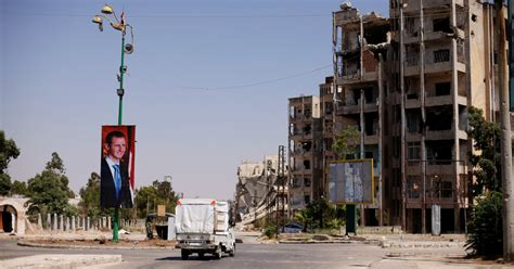 Help Assad or Leave Cities in Ruins? The Politics of