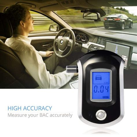ALCOHOL BREATH TESTER! How Much Can I Drink Drive?