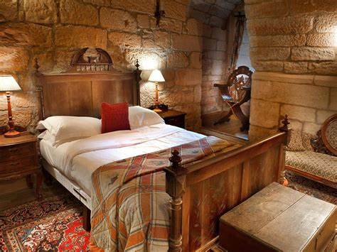Dalhousie Castle room and bedroom information, gallery of