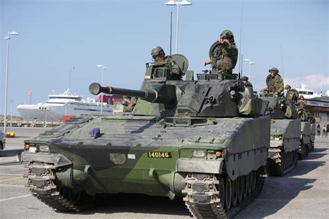Sweden introduces military draft for both men and women