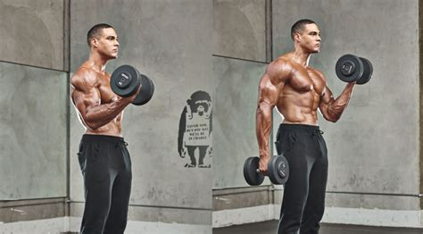 The 30-Minute Dumbbell Workout to Build Your Biceps